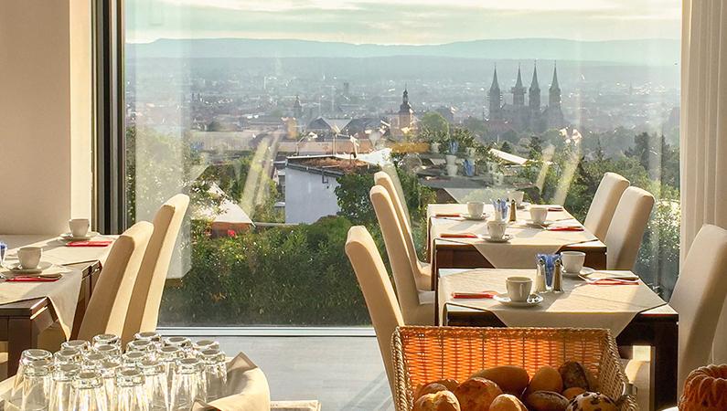 Hotel Das Bergschlösschen - Frühstücksraum